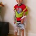 Duy mặc đồ tự chế 7/2011